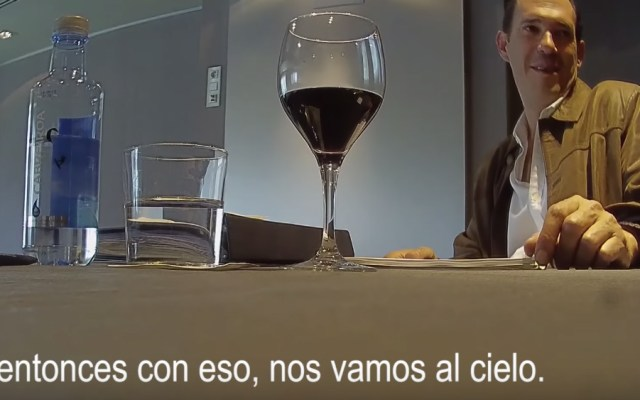 #Video Difunden grabación con supuestas nuevas pruebas contra Anaya - Foto de Youtube
