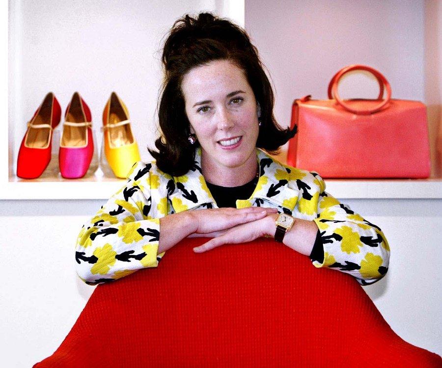 Diseñadora de modas se suicidó en Nueva York — Kate Spade