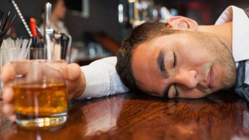 ¿Por qué se pierde la conciencia al beber? - Foto de internet