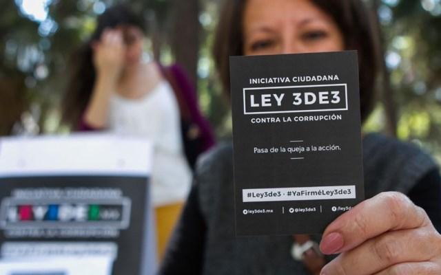 A dos semanas de la elección, 406 candidatos han presentado su 3de3 - Foto de internet