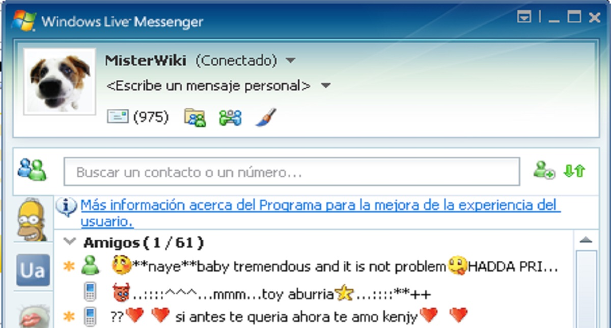 Viva la nostalgia: regresa MSN Messenger