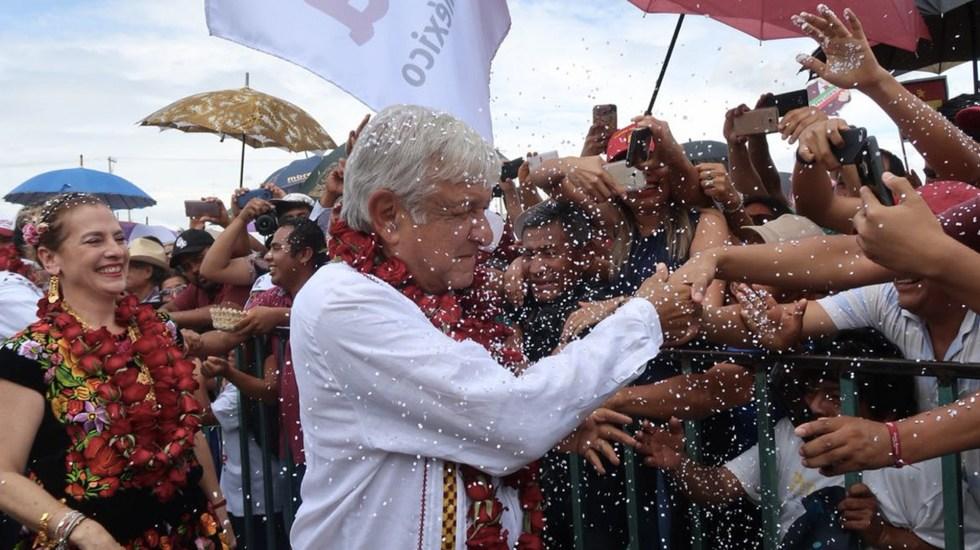 Familiares de desaparecidos piden justicia a López Obrador - Foto de Twitter López Obrador