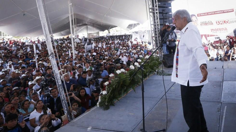 López Obrador confirma reunión con empresarios el martes - Foto de Milenio