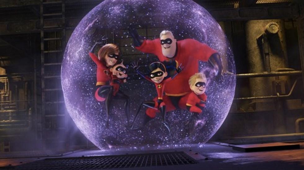 'Los Increíbles 2' arrasa en la taquilla - Foto de Disney