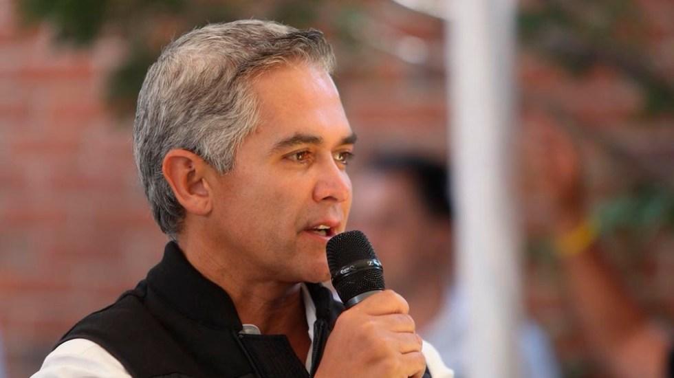 Mancera defiende a Anaya tras difusión de video - Foto de @ManceraMiguelMX