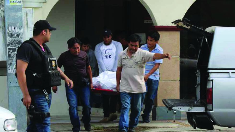 Asesinan a comandante de Policía Ministerial de Cosamaloapan
