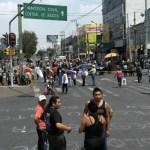 Prevén tres movilizaciones en la Ciudad de México - Foto de Quadratín