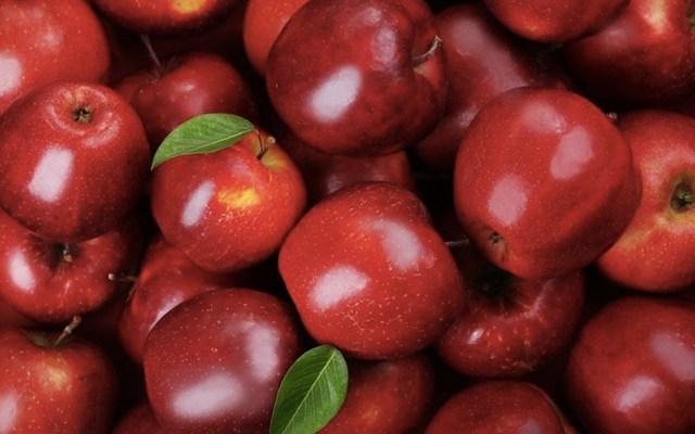 Aranceles a manzanas incrementan precios - Foto de internet