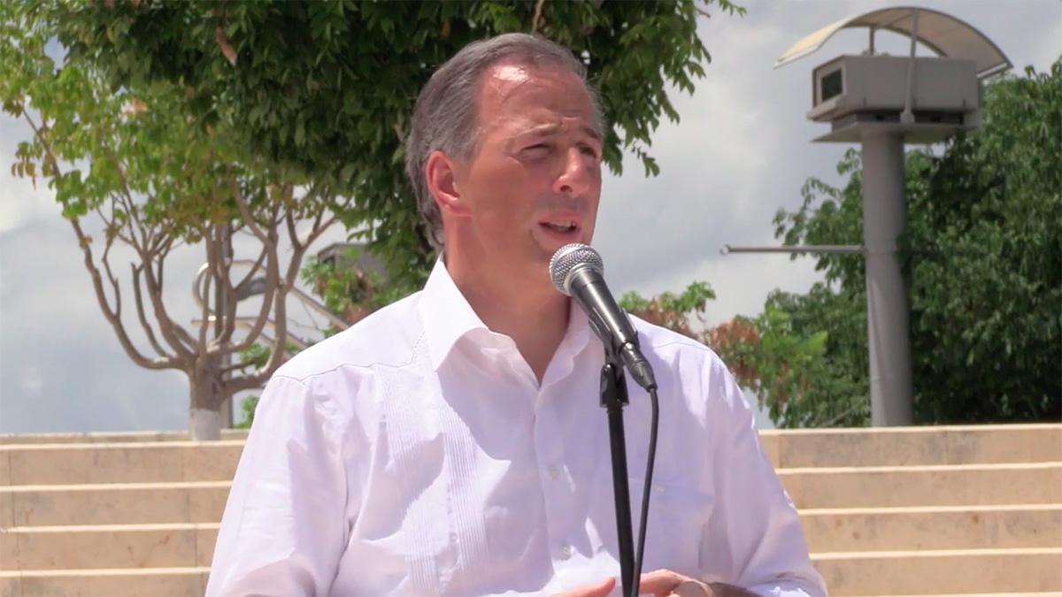 'Anaya es un vulgar ladrón': Meade