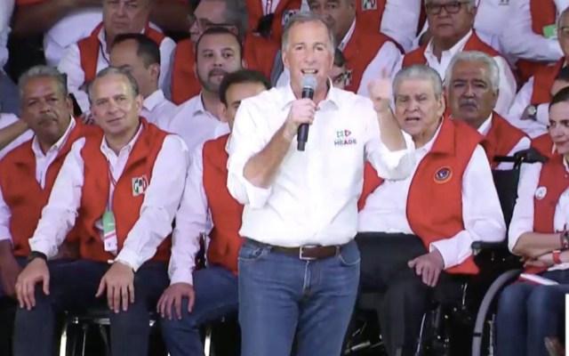 Historia juzgará a impulsores de López Obrador: Meade - Foto de José Antonio Meade