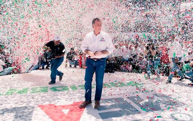 Meade asegura que ganará elección con voto reflexivo