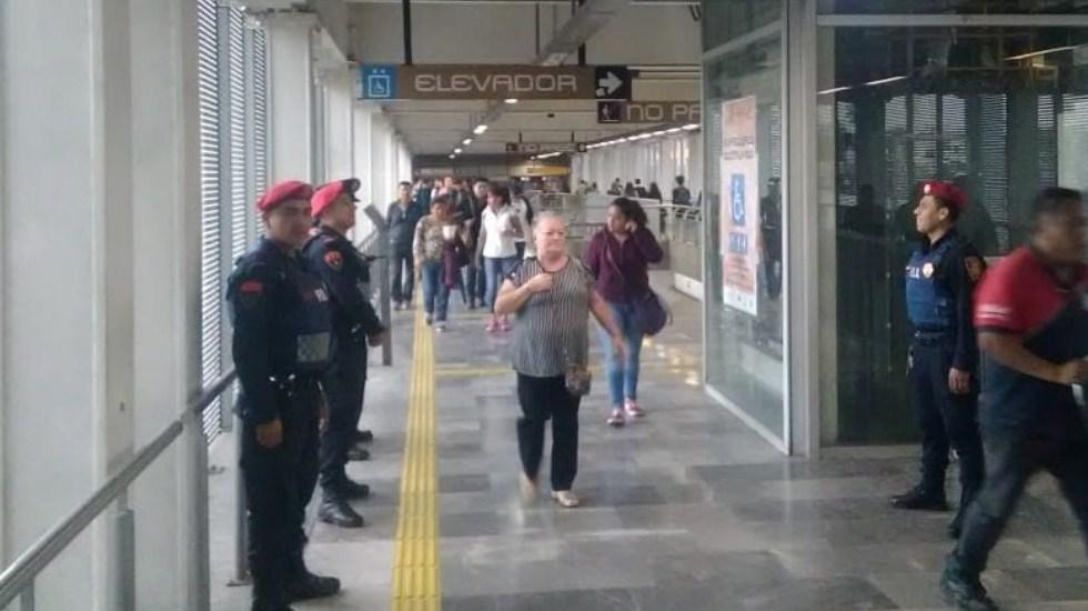 Locatarios del Metro denuncian extorsión por parte de las autoridades - Foto de Metro