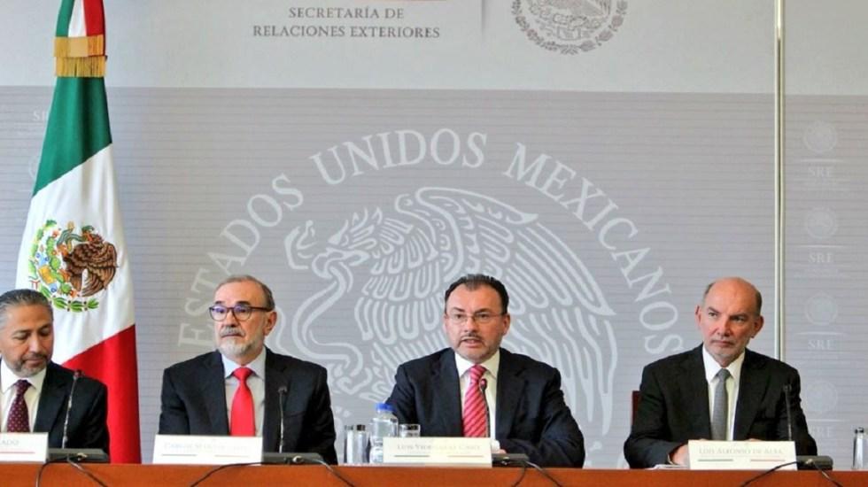 México solicitará a ONU evitar separación de familias migrantes - Foto de @SRE_mx