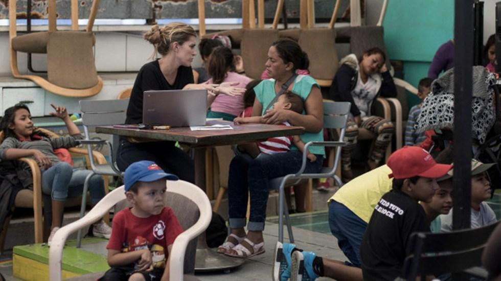 EE.UU. deberá dar información acerca de niños migrantes - Foto de Internet