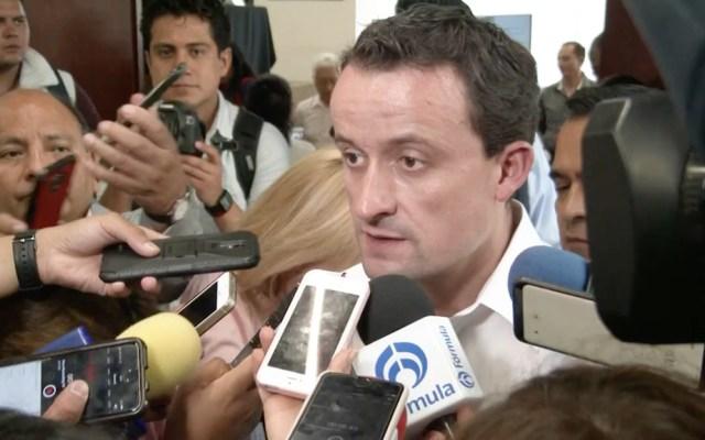 Mikel Arriola promete verificación a distancia y quitar la tenencia - Captura de Pantalla