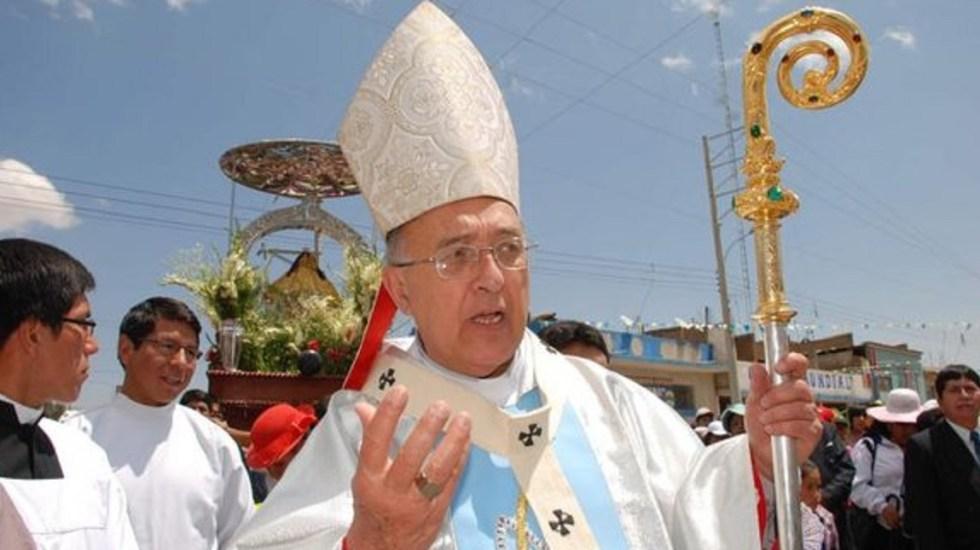 Arzobispo Barreto aún no cree haber sido nombrado cardenal - Foto de Perú Católico