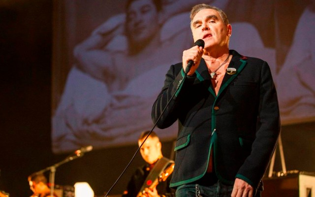 Morrissey regresará a México en noviembre - Foto de @officialmoz