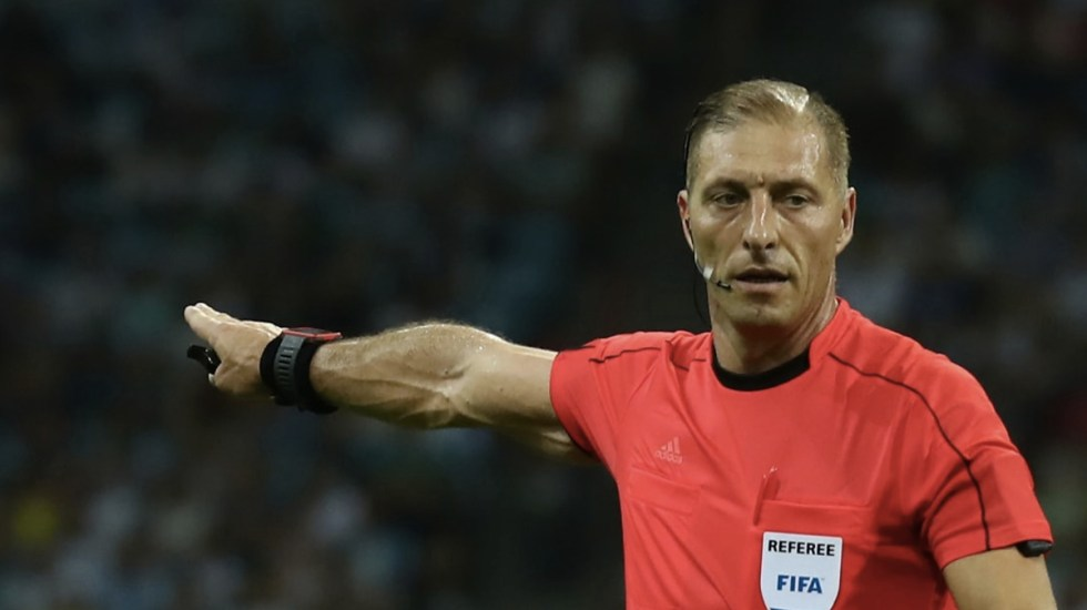Árbitro argentino silbará primer partido de Rusia 2018 - Foto de FIFA