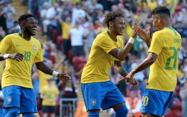 Neymar reaparece y anota en amistoso contra Croacia - Foto de Internet