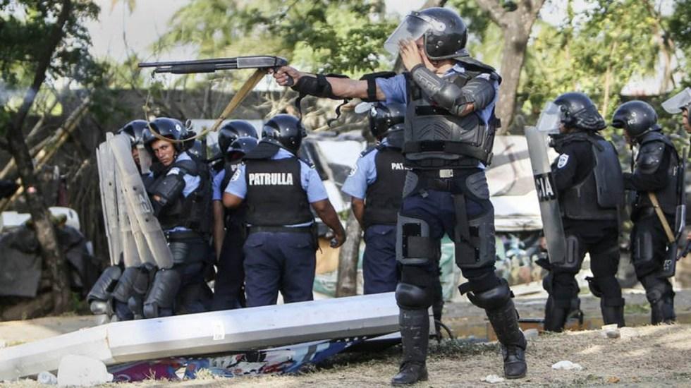 Pensadores piden presión internacional para cesar violencia en Nicaragua - Foto de El Nacional