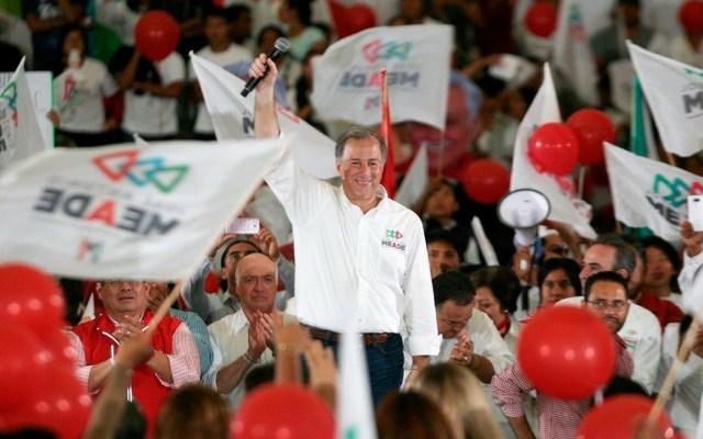 """""""No fallaré"""": Meade cerrará campaña en Nuevo León y Coahuila - Foto de @JoseAMeadeK"""