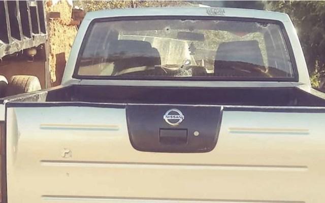 Atacan con disparos a candidato a diputación en Oaxaca, sale ileso - Foto de Quadratín