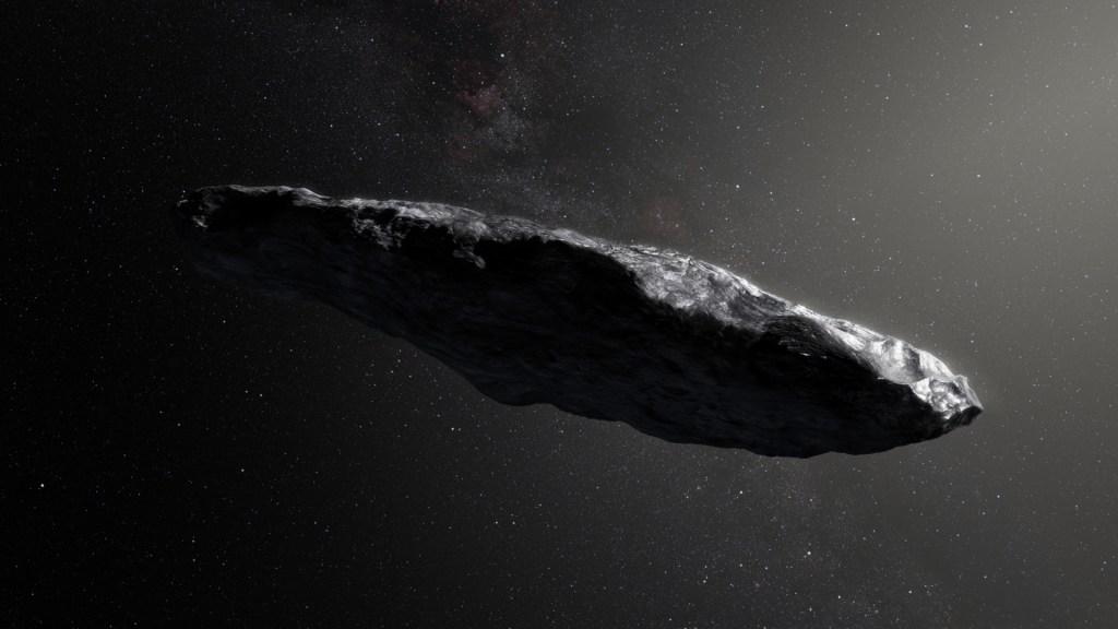 Científicos determinan que extraño objeto interestelar es un cometa - Foto de NASA