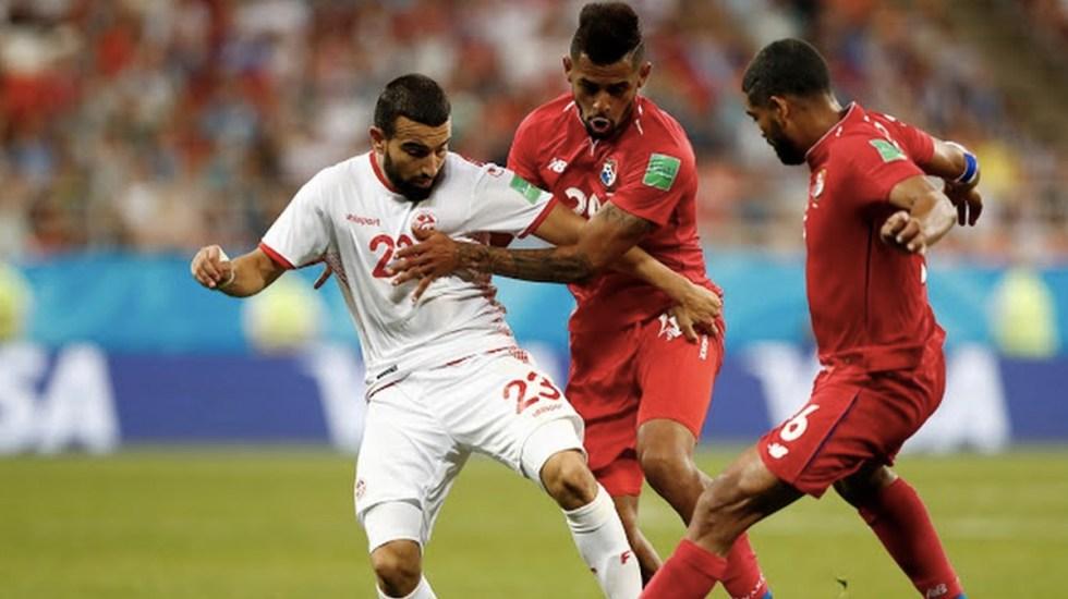 Panamá termina el Mundial sin victorias al caer contra Túnez - Foto de Google