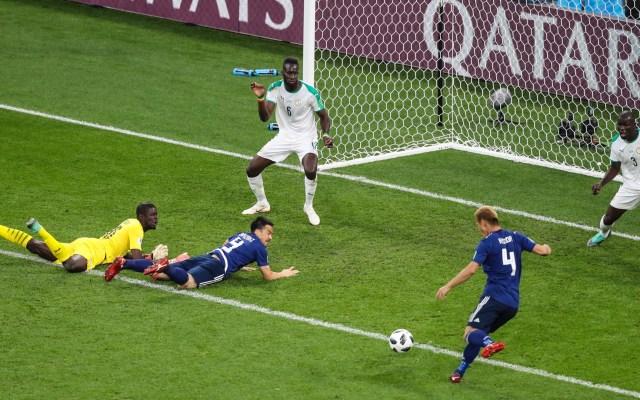Japón y Senegal empatan a dos goles - Foto de Mexsport