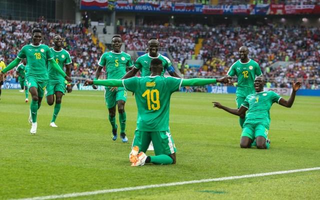 Polonia cae en su debut contra Senegal - Foto de Mexsport