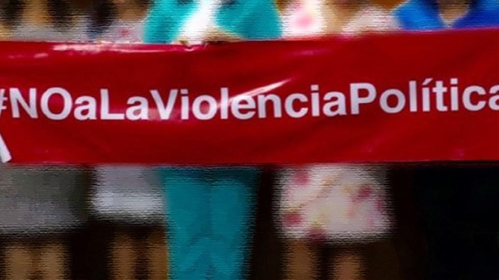 Pese a violencia, candidatos no desistirán: INE - Foto de internet