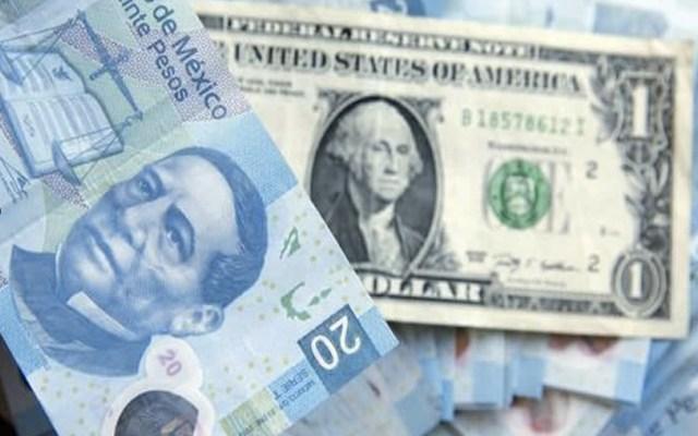 Dólar inicia semana hasta en 20.50 pesos en casas de cambio - Foto de internet