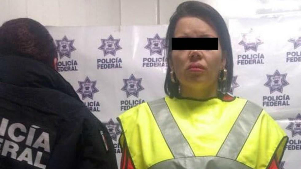 Detienen a paraguaya acusada de enganchar mujeres para Zona Divas - Foto de Quadratín