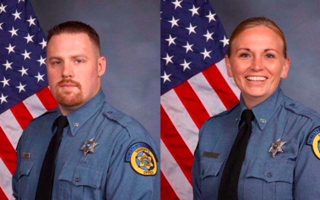 Mueren dos policías tras tiroteo en Kansas - Foto de internet