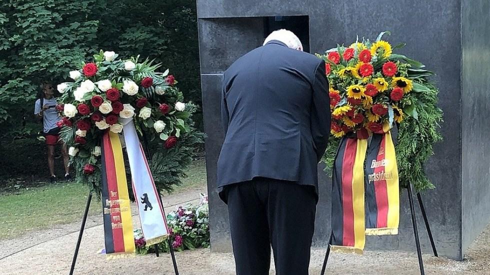 Líder alemán se disculpa con comunidad LGBT por décadas de injusticia - Foto de @AliCologne
