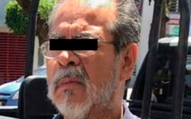 Presunto homicida de periodista Alicia Díaz ingresa a Topo Chico - Foto Especial