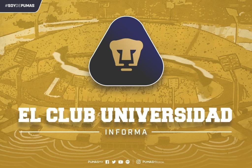 Pumas cumplió en tiempo y forma con recargos y actualizaciones fiscales - Foto de UNAM