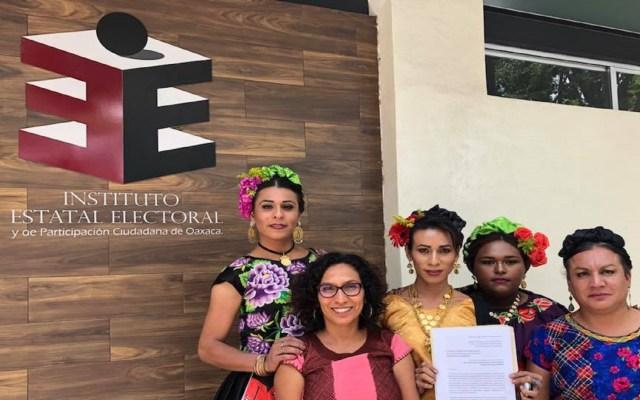 Quitarían recursos a MC y NA por falsos candidatos transgénero - Foto de Colectivo Ciudadanía Mujeres