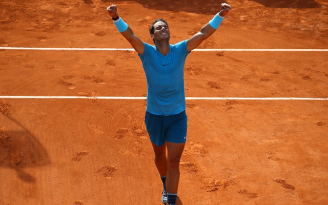 Rafael Nadal gana su título 11 de Roland Garros - Rafael Nadal, cabeza de serie para el Abierto Mexicano de Tenis 2019