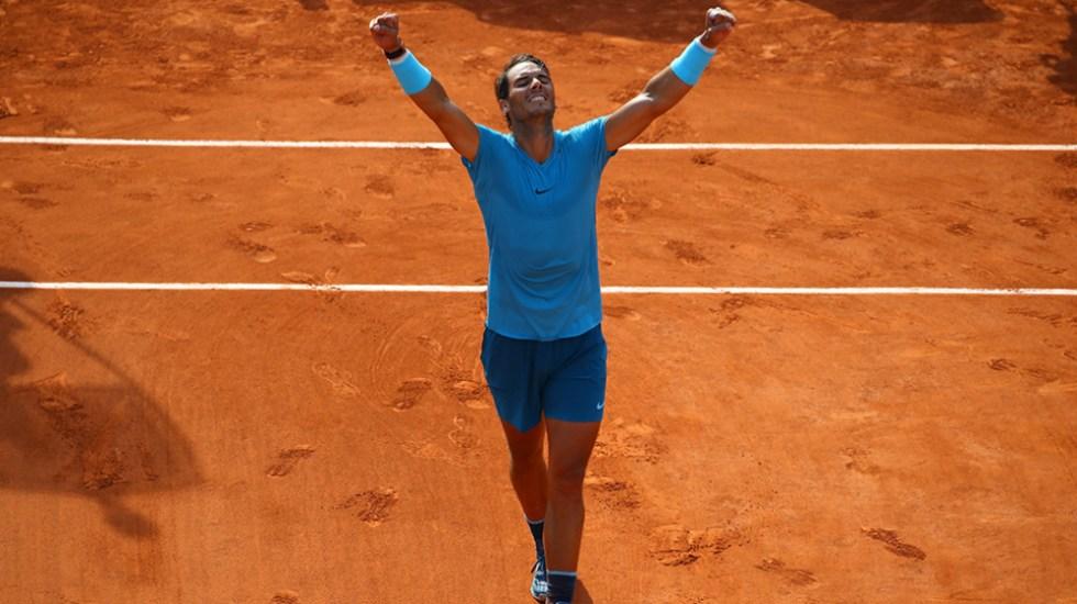 Rafael Nadal gana su título 11 de Roland Garros - Foto de Roland Garros