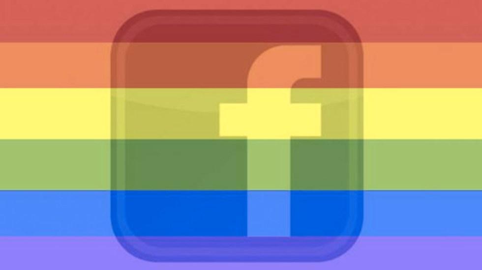 Facebook omite reacción en honor al orgullo gay - Foto de Internet