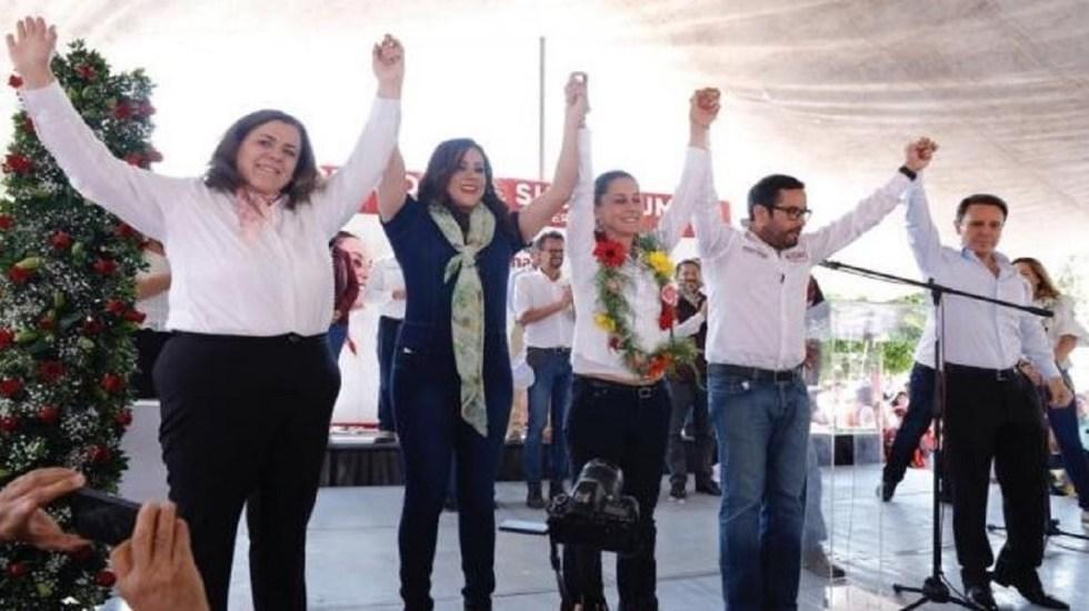 Rivales declinan a favor de Víctor Hugo Romo en la Miguel Hidalgo - Foto de El Universal