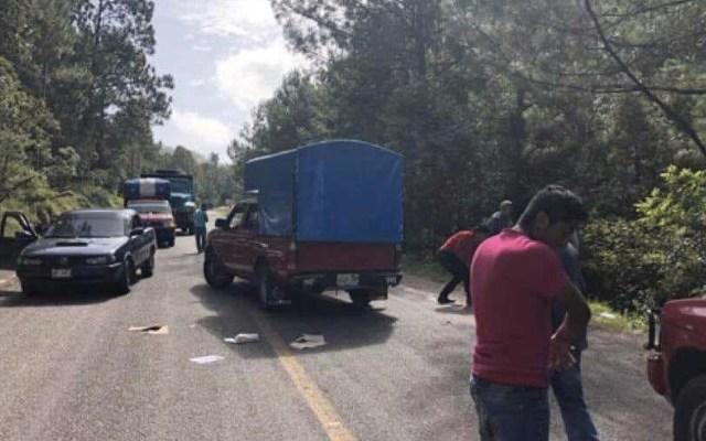 Roban boletas electorales en Chiapas - Foto de Milenio