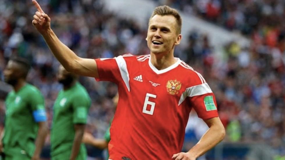 Televisa domina en transmisión de partido inaugural de Rusia 2018 - Foto de Getty
