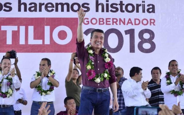 Rutilio Escandón se alza como próximo gobernador de Chiapas - Foto de Rutilio Escandón