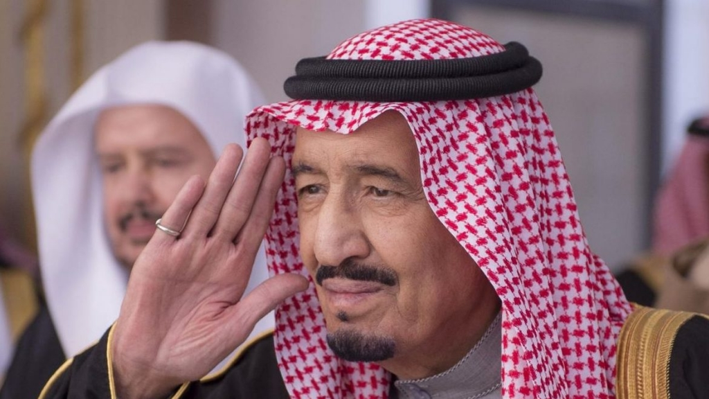 Rey Salman aprueba presencia de tropas de EE.UU. en Arabia Saudita - Rey Salman