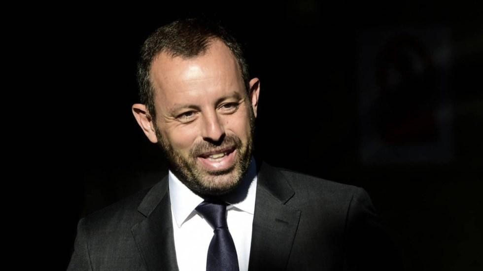 Procesan a expresidente del Barcelona por lavado de dinero - Foto de Internet