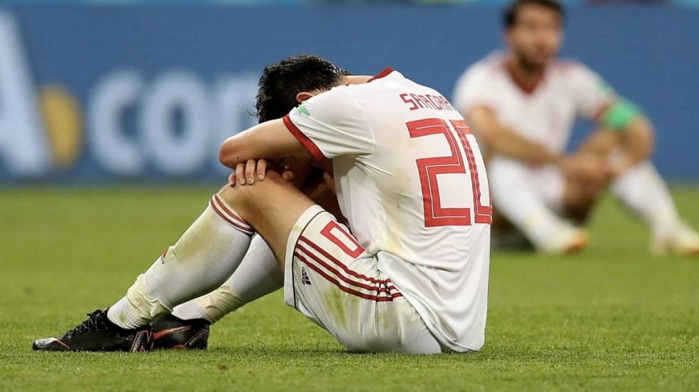 Insultos llevan a jugador a abandonar la Selección de Irán - Foto de Reuters
