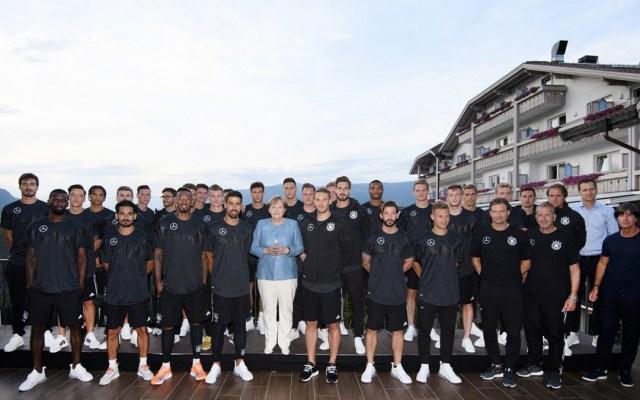 Alemania anuncia su lista definitiva para Rusia 2018 - Foto de @DFB_Team
