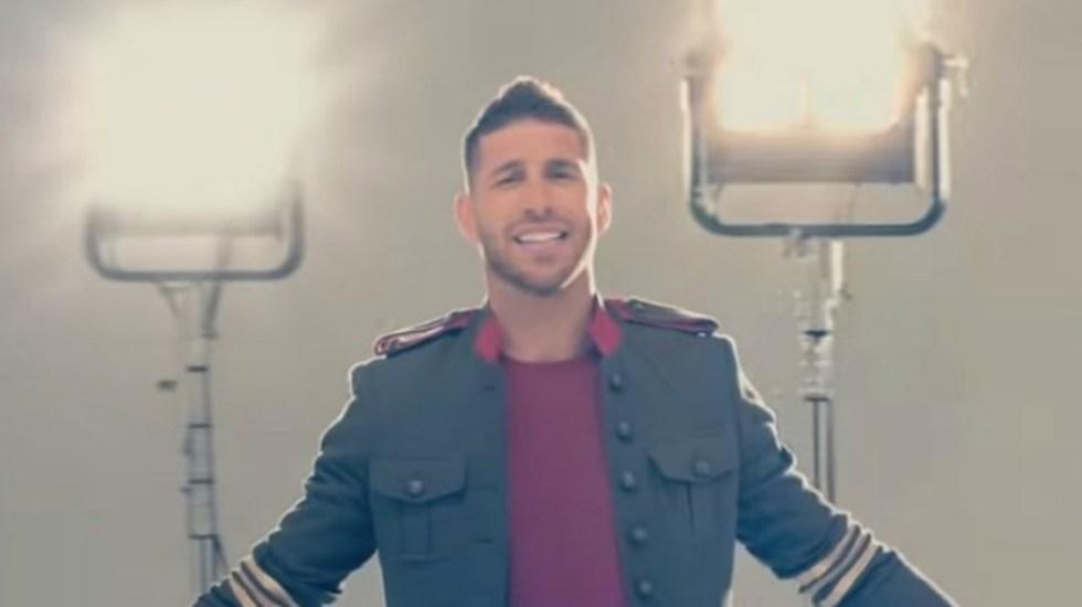 #Video Así le canta Sergio Ramos al Mundial de Rusia 2018 - Foto de Youtube